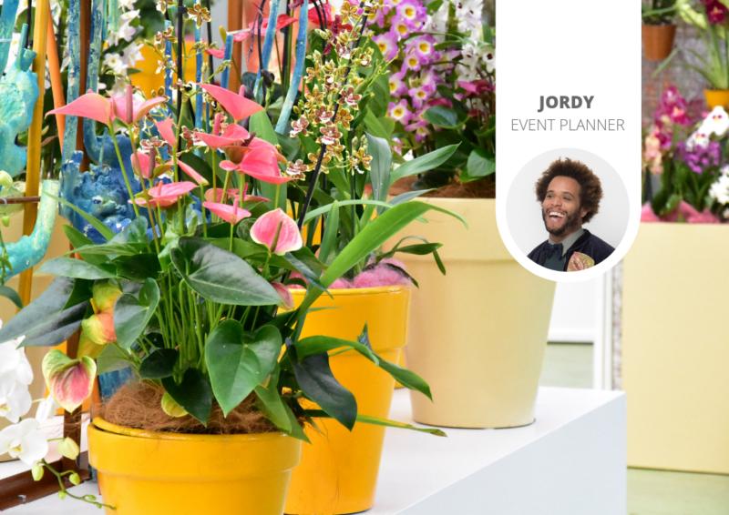 Flower Power beim Blumenpark Keukenhof 2019