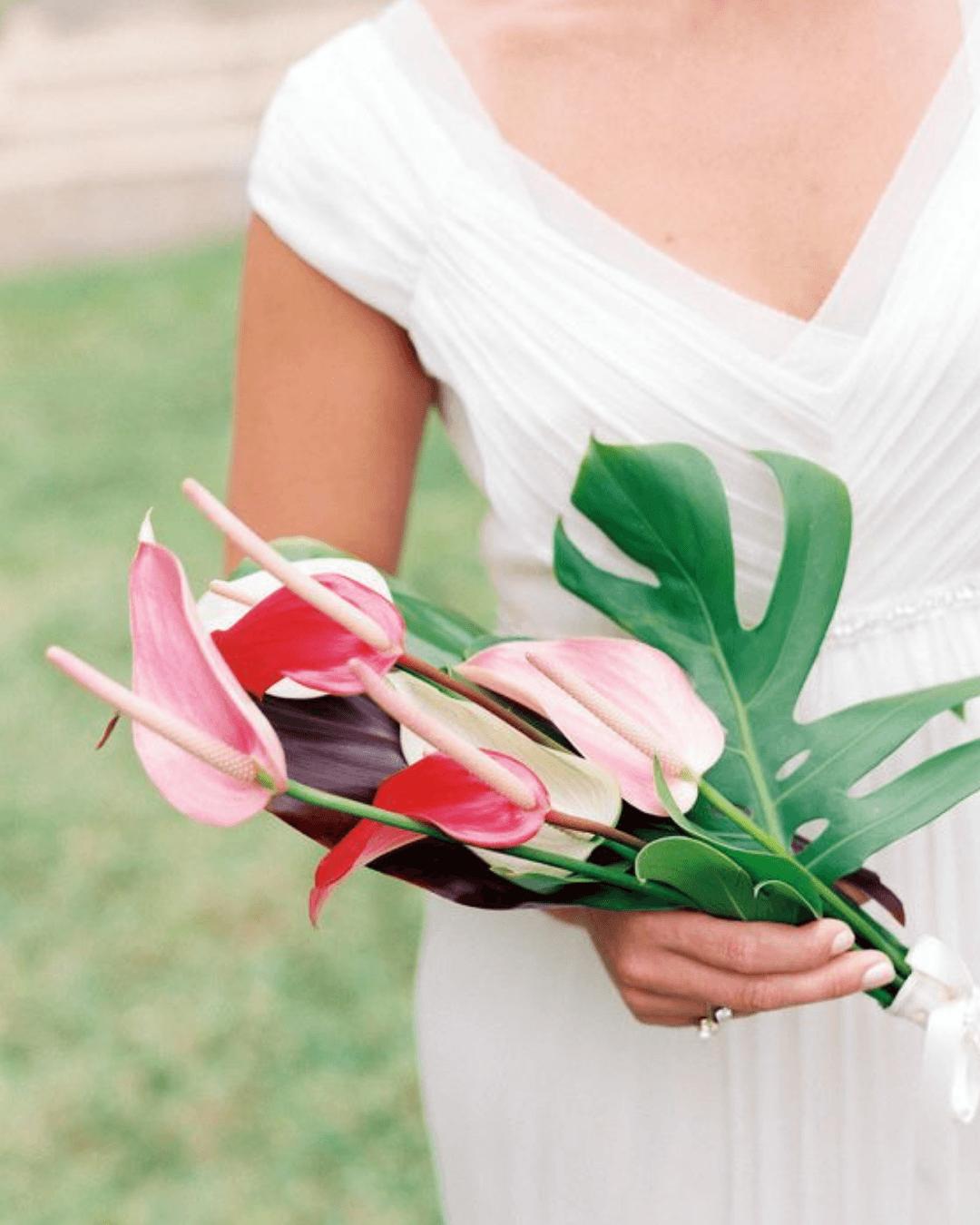 Blumige Hochzeitstrends 2019