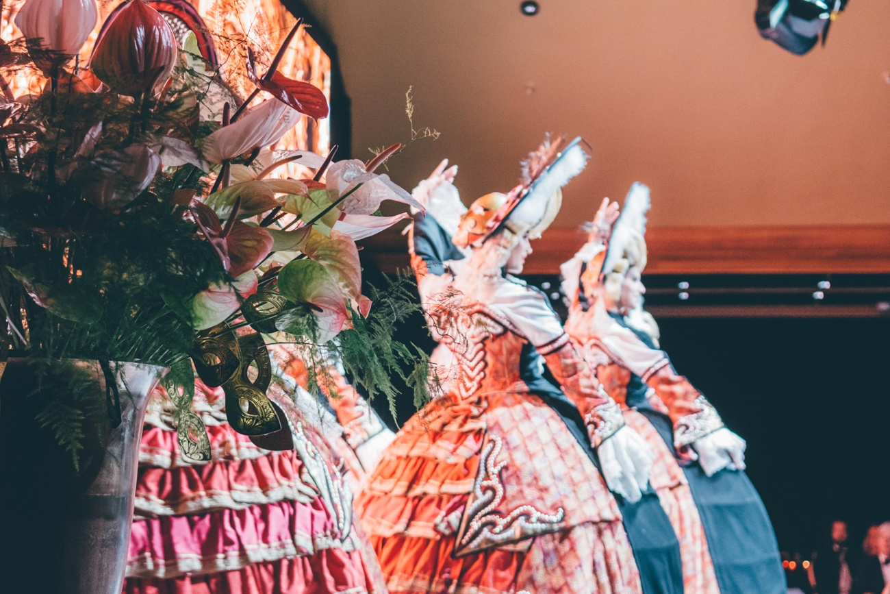 Fashion & Anthurium: Eine angesagte Blume bei Modenschauen und Fotoshootings