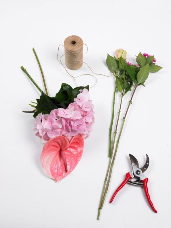 Flower arranging 2.0: How to create a beautiful bouquet