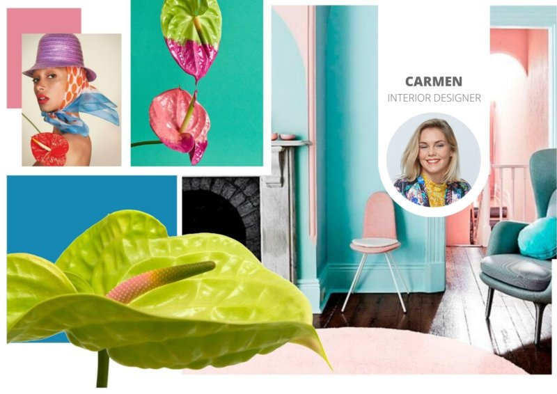 The 4 style trends for the flower and plant sector in 2021