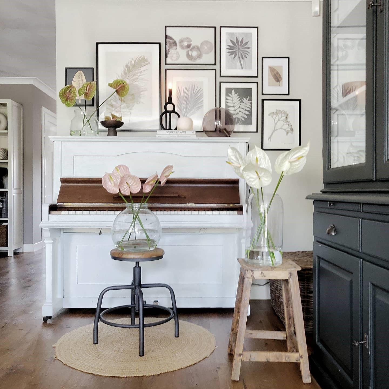 Anthurium interior inspiration by Huberdine
