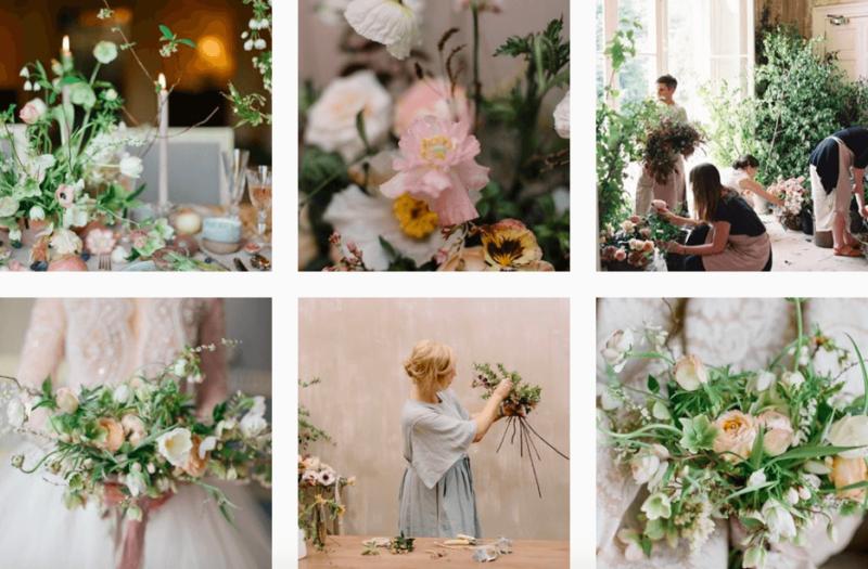 6 comptes Instagram plein d'idées pour les amateurs de fleurs