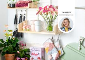 Des plantes dans la cuisine : 5 idées