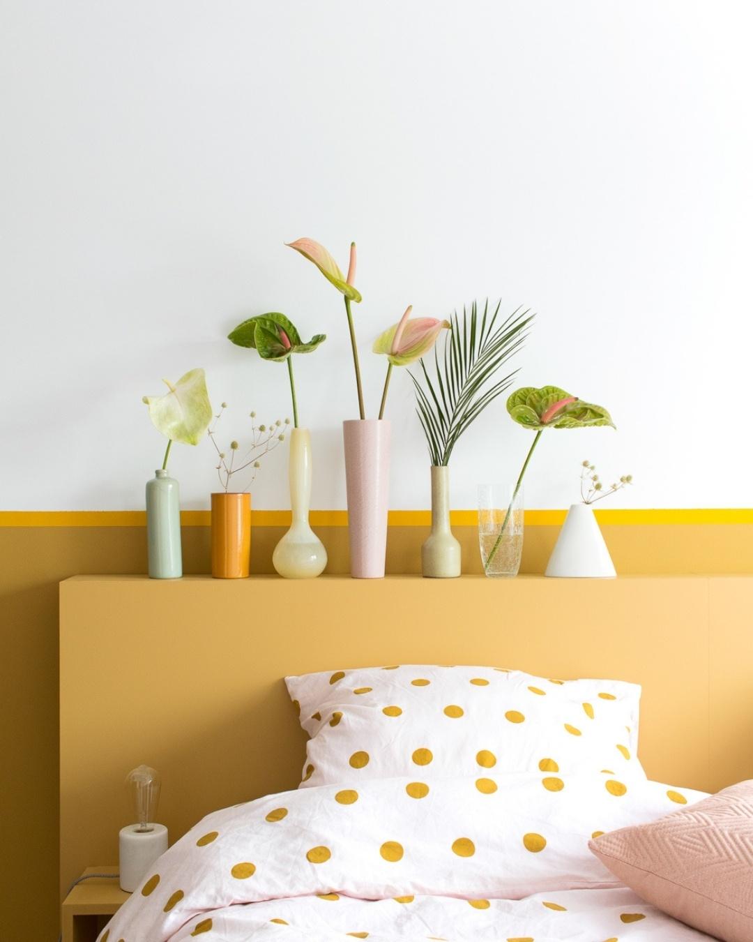 Décorez votre intérieur en utilisant la couleur tendance Pantone 2021