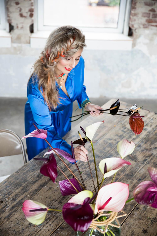 3 redenen dat vrouwen blij worden van bloemen