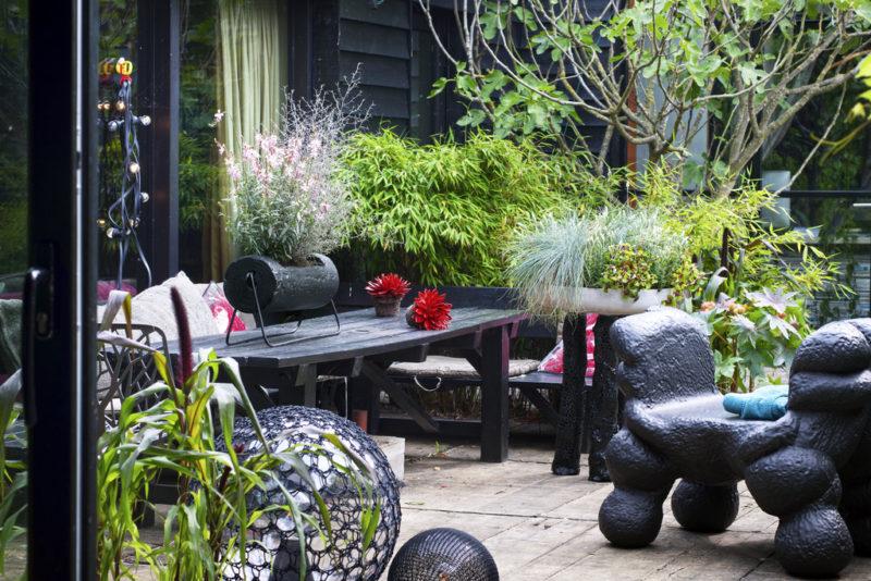 De 3 groene tuintrends van 2018