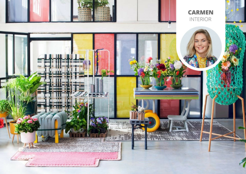 Stijltrend Re-assemble: veel kleur & creatieve tegenstellingen