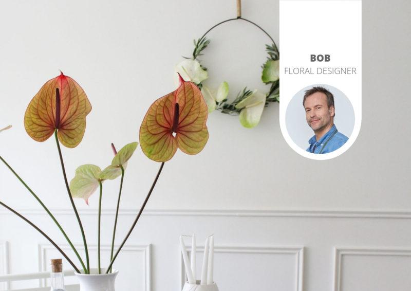 Waar kun je anthurium bloemen kopen?
