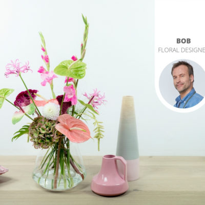 3 tips om (nog) beter in bloemschikken te worden