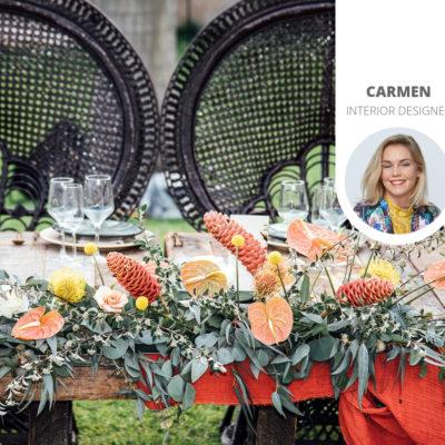 De bloemen decoratie trends voor je bruiloft van 2019