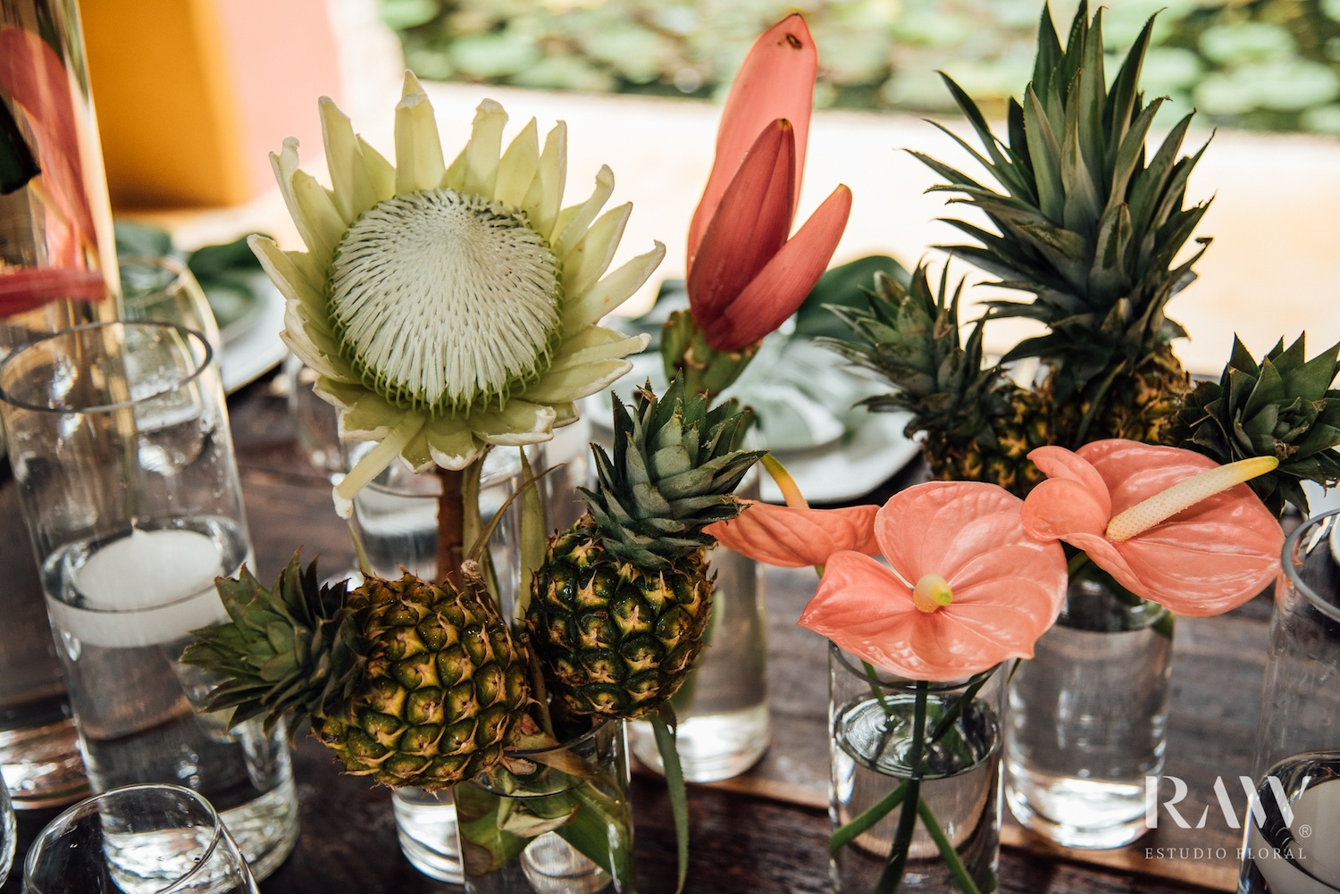 Floral wedding trends for 2019