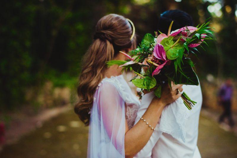 Inspiratie voor een bruidsboeket met anthurium snijbloemen