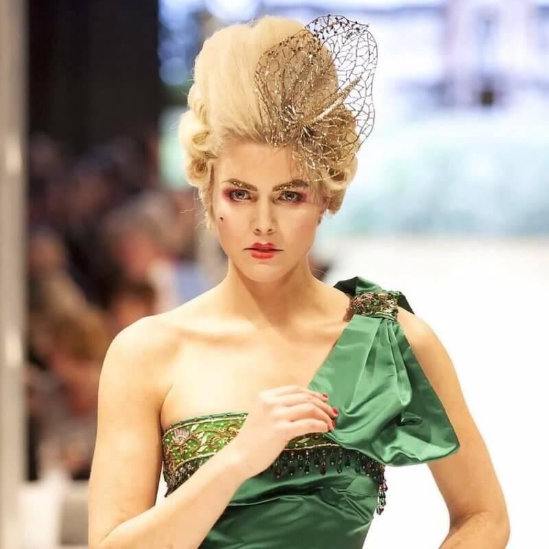 De anthurium: een populaire bloem voor modeshows & fotoshoots