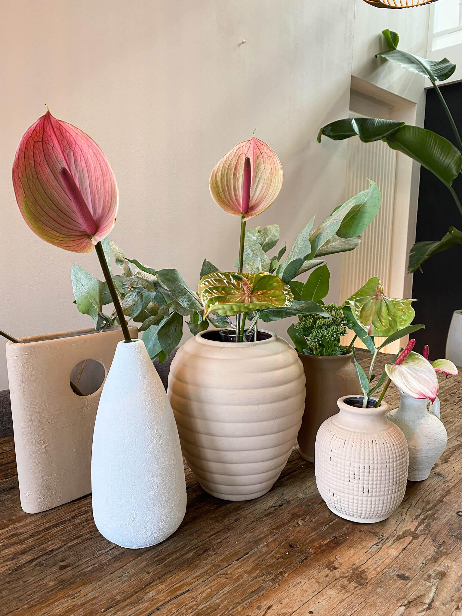 Une nouvelle vie pour vos vieux vases et bocaux vides